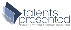 Talents Presented Logo